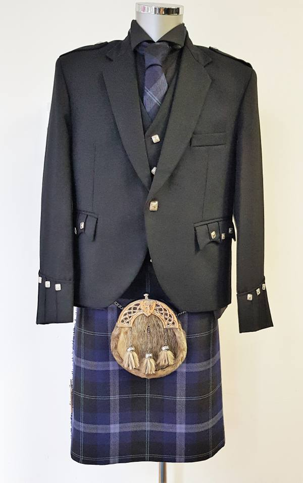 Passion of Scotland Platinum Set