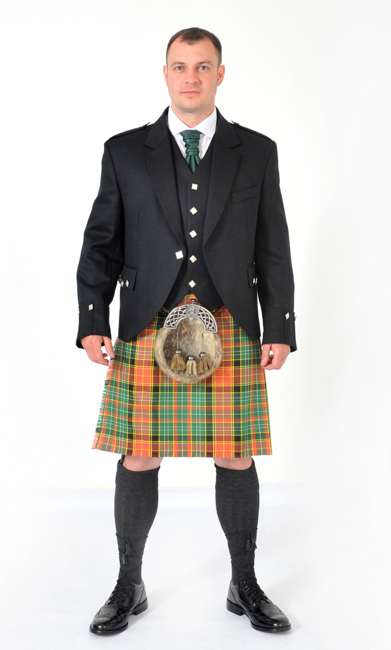 c2017cb0c6ff CLICK HERE TO ASK A QUESTION ABOUT THIS PRODUCT Call us on 01475 72 36 77.   843.32 713.38. Full Highland Dress Package. Includes our bespoke handmade 5  yard ...