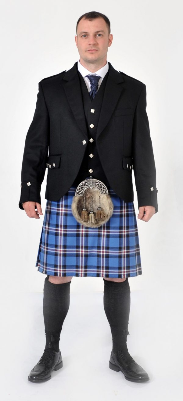 Rangers Full Kilt Set