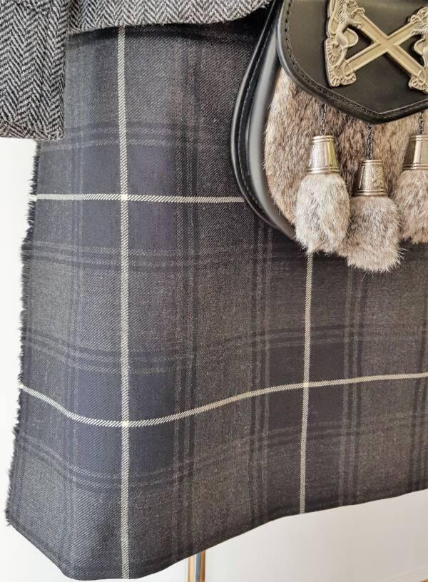 Passion Scotland Grey Kilt