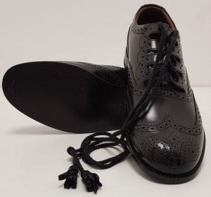 Adult Ghillie Kilt Brogues Leather Sole