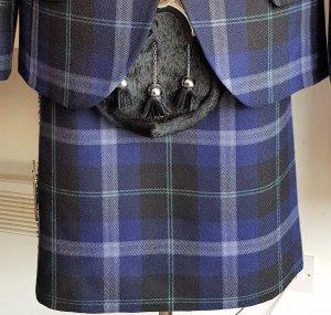 8 Yard Bulk Buy Passion Of Scotland Platinum Kilt