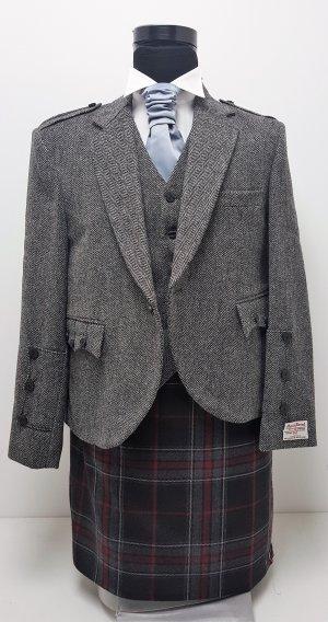 Harris Tweed Laxdale Crail Kilt Jacket & Vest