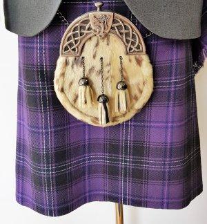 ** CHRISTMAS SALE ** 8 Yard Bulk Buy Passion Of Scotland Purple Kilt