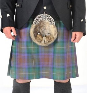 8 Yard Bulk Buy Isle Of Skye Kilt