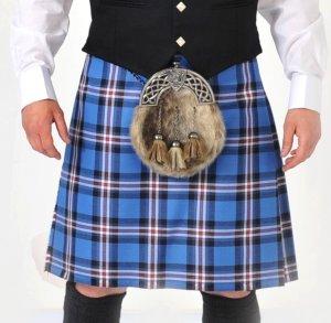 8 Yard Bulk Buy Rangers Dress Modern Kilt