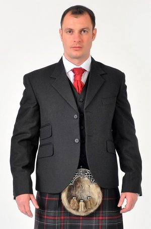 Black Day Jacket & Vest Special Offer