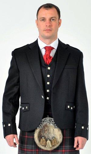 Argyll Medium Weight Kilt Jacket & Vest